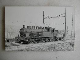 PHOTO - Locomotive - Juvisy - Eisenbahnen