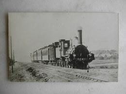 PHOTO - Train - Etampes - Trains