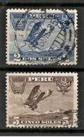 PERÚ-Yv. A° 4-5-Serie Completa -N-12754 - Peru