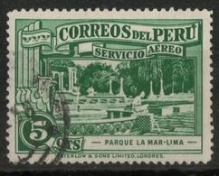 PERÚ-Yv. A° 16-N-12761 - Peru