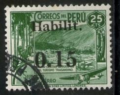 PERÚ-Yv. A° 65-N-12781 - Peru