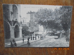Nice. Avenue De La Gare. Guende 1629 - Panorama's