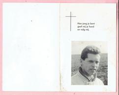 Bidprentje - EDDY DETIEGE - 1966 - 1993 - Begraf. Vanlinthout Bierbeek - Familie DETIEGE-DEJONGH - Religion & Esotérisme