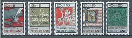 Pays-Bas YT N°832/836 Oeuvres De Bienfaisance Neuf/charnière * - 1949-1980 (Juliana)