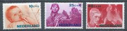 Pays-Bas YT N°839-842-843 Oeuvres De Bienfaisance Neuf/charnière * - 1949-1980 (Juliana)