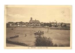 Nevers - La Loire Et La Ville - 205 - Nevers