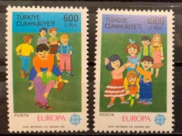 TURKEY  - MNH** - 1989 - # 2440/2441 - 1921-... République
