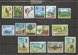 Grande-Bretagne - Colonies - Territoire De L'Océan Indien ( Lot De Timbres Divers Différents XXX -MNH à Voir) - Gran Bretaña (antiguas Colonias Y Protectorados)