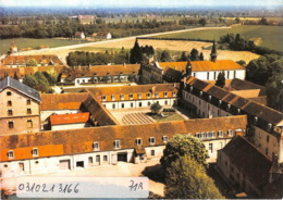Environs De DOMPIERRE SUR BESBRE Vue Aerienne Abbaye De Sept Fons 21(scan Recto-verso) MA1601 - France