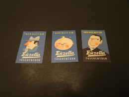 150A  -   Matchbox Labels -  Germany 1959 - Hier Helft Ein Euzella - Matchbox Labels