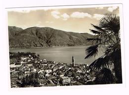 V5118 Ascona - Panorama Dalle Colline - Lago Maggiore / Non Viaggiata - TI Tessin