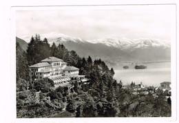 V5123 Brissago - Lago Maggiore - Hotel Brenscino - Panorama / Non Viaggiata - TI Tessin