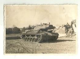 """7048 """" CARRO ARMATO-MARZO 1953 """" FOTO ORIGINALE - Guerra, Militari"""