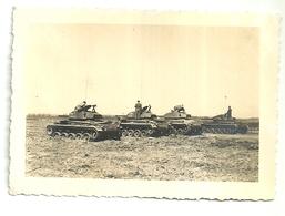 "7050 "" CARRI ARMATI "" FOTO ORIGINALE - Guerra, Militari"