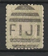 FIDJI 1891-93 YT N° 43 Obl. Belle Oblitération - Fiji (...-1970)