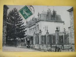 58 4689 CPA - 58 NUARS, PRES TANNAY. LE CHATEAU (CÔTE EST) - France