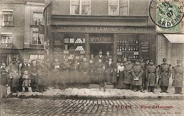 Estaminet Place D'Harcourt - Sedan