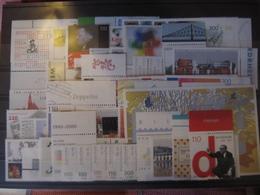 2000, Bund FRG, Sondermarken Und Blocks, ** MNH - [7] République Fédérale