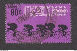 Mexique, Mexico, Cyclisme, Cycling, Jeux Olympiques De Mexico Olympic Games - Summer 1968: Mexico City
