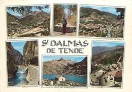 """/ CPSM FRANCE 06 """"Saint Dalmas De Tende"""" - Frankreich"""
