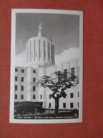 RPPC  The Dome State Capitol    Oregon > Salem  Ref 3953 - Salem