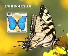 Guinea Bissau  2019   Fauna  Butterflies S202001 - Togo (1960-...)