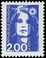 France N° 2906 ** BRIAT - Marianne Du Bicentenaire - Le 2f00 Bleu - Nuovi