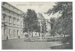3575 Darmstadt Grossh Hoftheater Neubau 1909 Sannois Besancon Victoriastrasse - Darmstadt