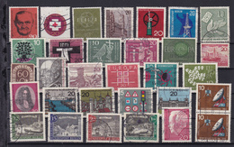Bund/Berlin 1 Steckkarte Mit Marken, Gestempelt - [7] République Fédérale
