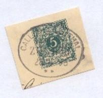 CALL-HELLENTHAL ZUG 638 23.8.98 Auf Bf.-Stück - Germany