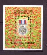 SOLOMON 1995 MEDAILLE MILITAIRE   N°B39 NEUF MNH** - Guerre Mondiale (Seconde)