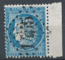 N°60  VARIETE   NUANCE. ET OBLITERATION. - 1871-1875 Cérès