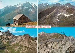 CPSM Ansbacher-Hütte          L2996 - Autriche