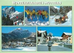 CPSM Winterparadies Mutters        L2996 - Autriche