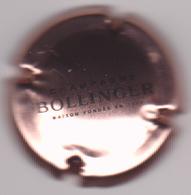 Capsule Champagne BOLLINGER ( 59 ; Rosé Et Noir ) {S14-20} - Champagne