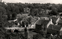 St Saint Ceneri Le Gerei (Orne) Le Vieux Pont Et La Vallée - Edition Artaud, Carte Gaby N° 3 - Autres Communes