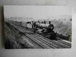 PHOTO Jacques H. Renaud - Train - Domont - 05/1948 - Trains