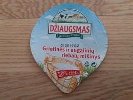 Lithuania Litauen Sour Cream Top 2019 - Opercules De Lait