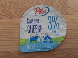 Poland Cottage Cheese Top 2019 - Opercules De Lait