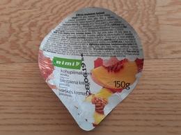 Estonia Cottage Cheese Top 2019 - Opercules De Lait