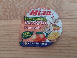 Lithuania Curd With Mangoes Top 2019 - Opercules De Lait