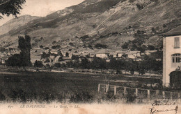 Dauphiné: L'Argentière La Bessé (Hautes-Alpes) Vue Générale - Carte LL N° 670 Dos Simple - L'Argentiere La Besse