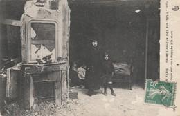 75020 - PARIS - Les Zeppelins De Paris - Crimes Odieux Des Pirates Boches - Deux Enfants échappés à La Mort - Arrondissement: 20