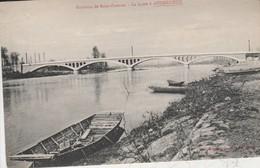 42 - ANDREZIEUX  - La Loire à Andrézieux - Andrézieux-Bouthéon