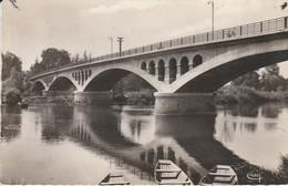 42 - ANDREZIEUX  - Pont Sur La Loire Construit En 1910 Et Son élargissement En 1937 - Andrézieux-Bouthéon