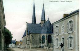 N°6300 T -cpa Torcé -abside De L'église- - Autres Communes
