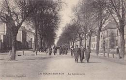 LA ROCHE SUR YON - La Gendarmerie - La Roche Sur Yon