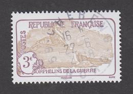 France Oblitérés - Orphelins De La Guerre - Paris Philex 2018 - Cachet Rond -TB - Gebraucht