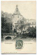 CPA - Carte Postale - Belgique - Grimberghen - La Tour De Château - 1901 ( SVM11986 ) - Grimbergen