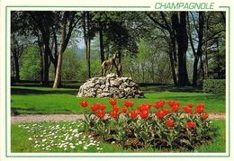 39 - Champagnole - Les Chiens Du Parc De Bellefrise - Champagnole